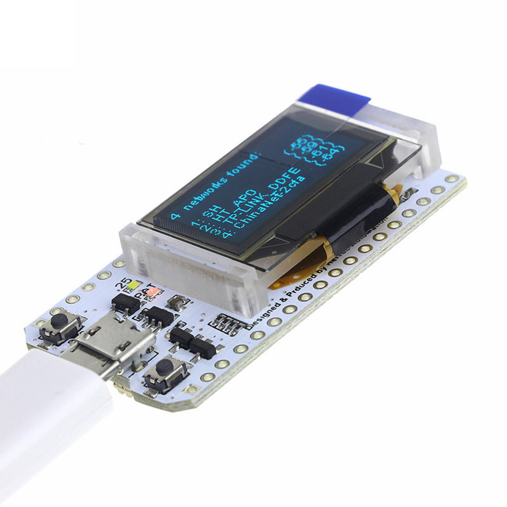 ESP32 DEVELOPMENT BOARD USB POWERED