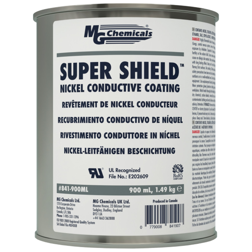 SUPER SHIELD NICKEL CONDUCTIVE