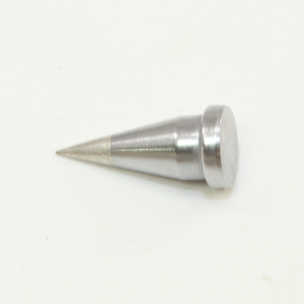 SOLDERING TIP, ROUND, 0.01 IN, 0.25MM
