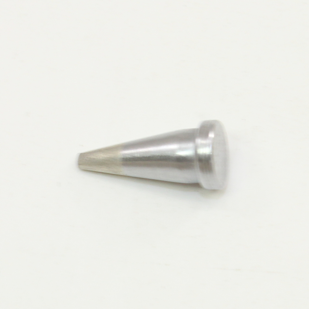 SOLDERING TIP, CHISEL 0.063 IN, 1.6MM