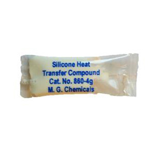 SILICONE HEAT TRANS COMPOUND