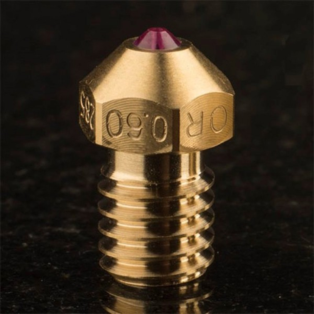 RBXDV-S1 - SingleX head with 0.6mm Olsson Ruby Nozzle