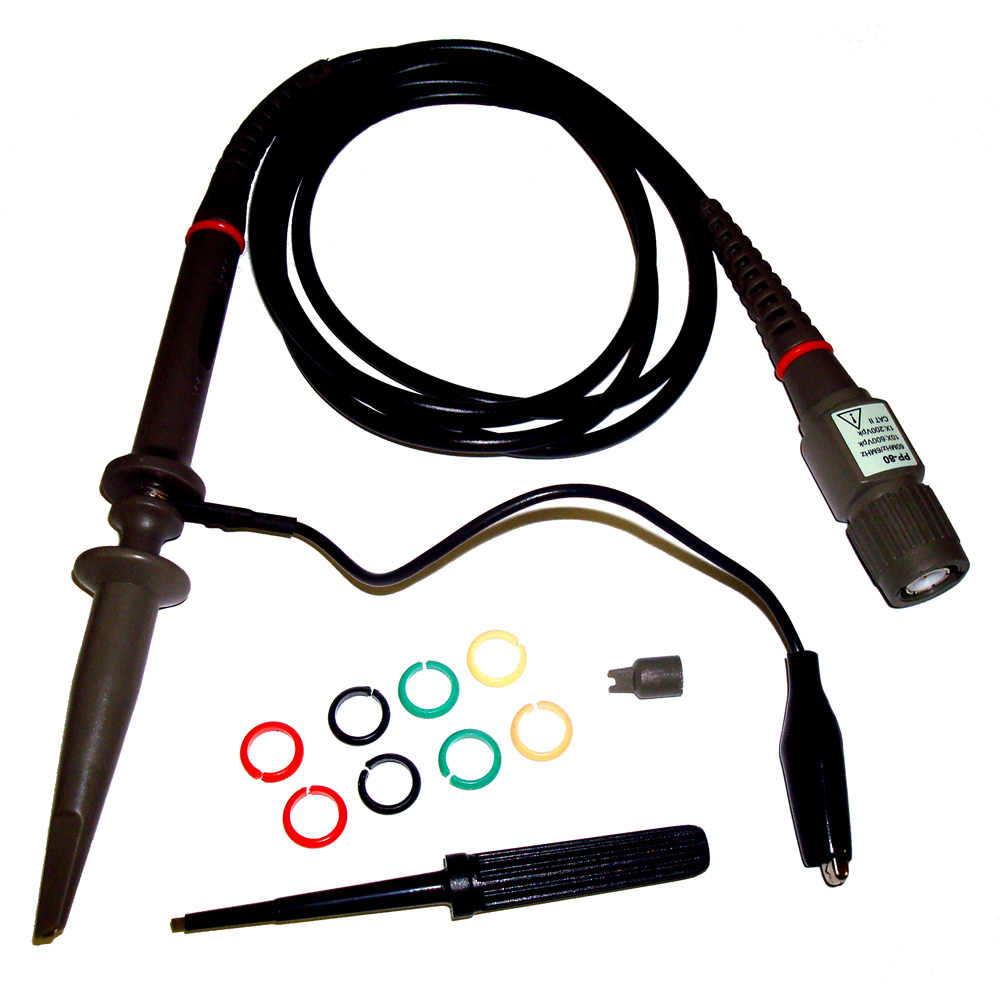 OSCILLOSCOPE PROBE, 200 MHZ