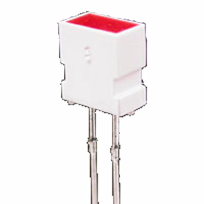 LIGHT BARD DISP 3.6X6.1MM RED