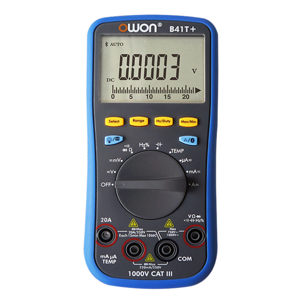 OWON 41T+ 4 1/2 Digit DMM With Bluetooth