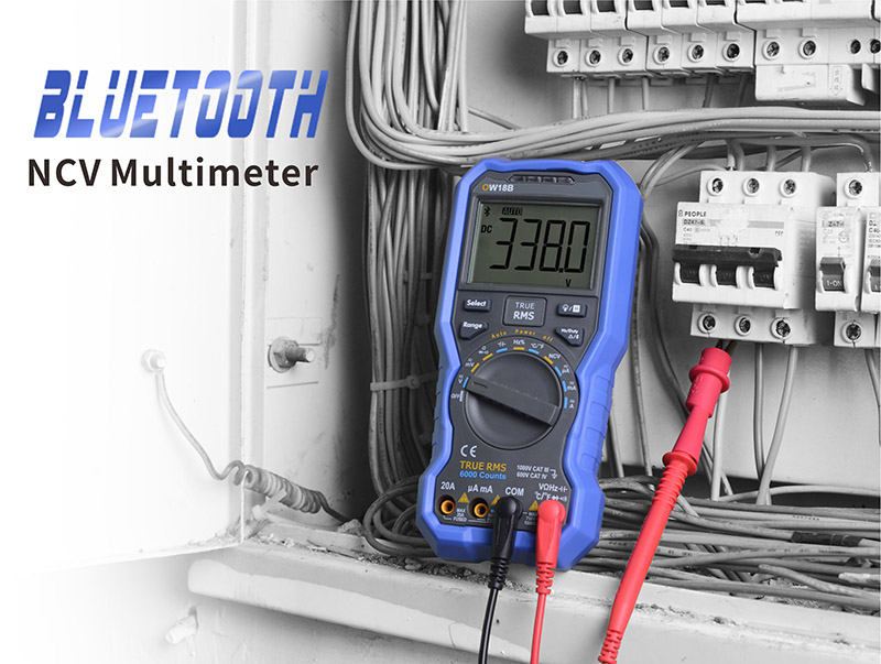 Owon OW18B Bluetooth NCV Multimeter