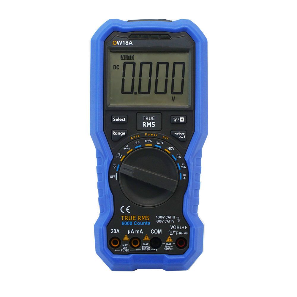 OWON OW18B DIGITAL MULTIMETER