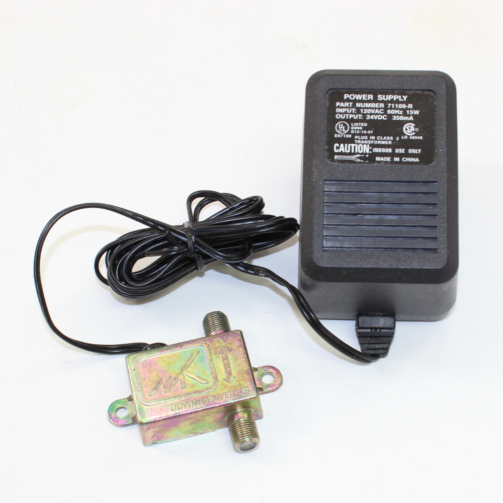 AC/DC 24 VOLT WALL POWER ADAPTOR,350MA