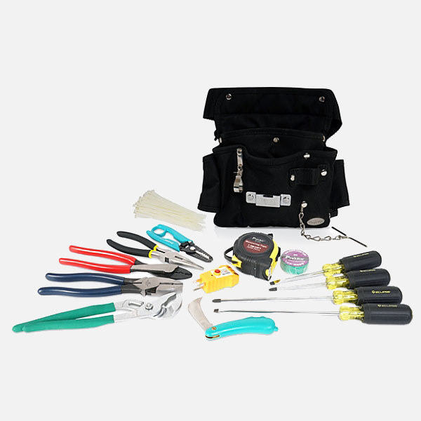 14 Piece Toolkit with Pouch