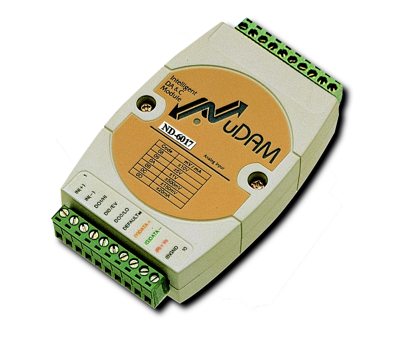 8 Channel Analog Input Module