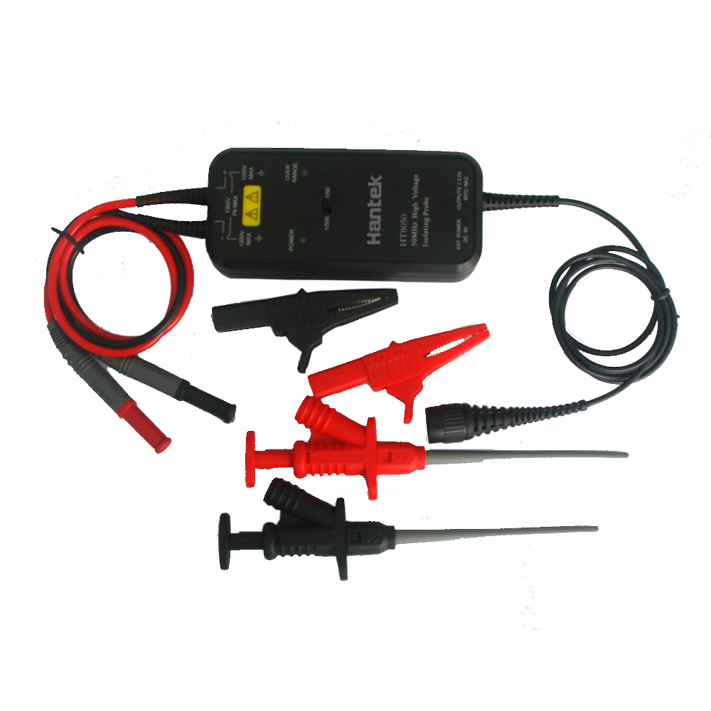 HIGH VOLTAGE DIFFERENTIAL PROBE KIT
