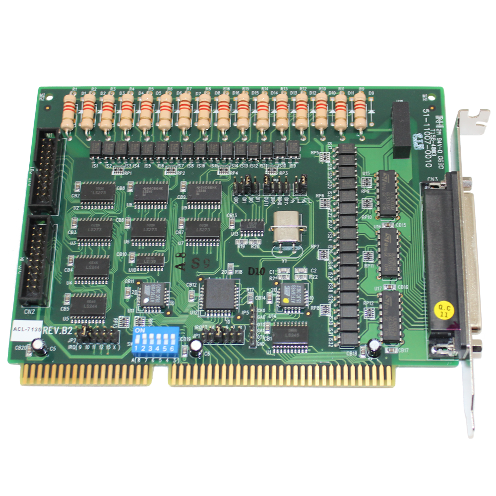 32-Channel Isolated Digital Input/Output Card