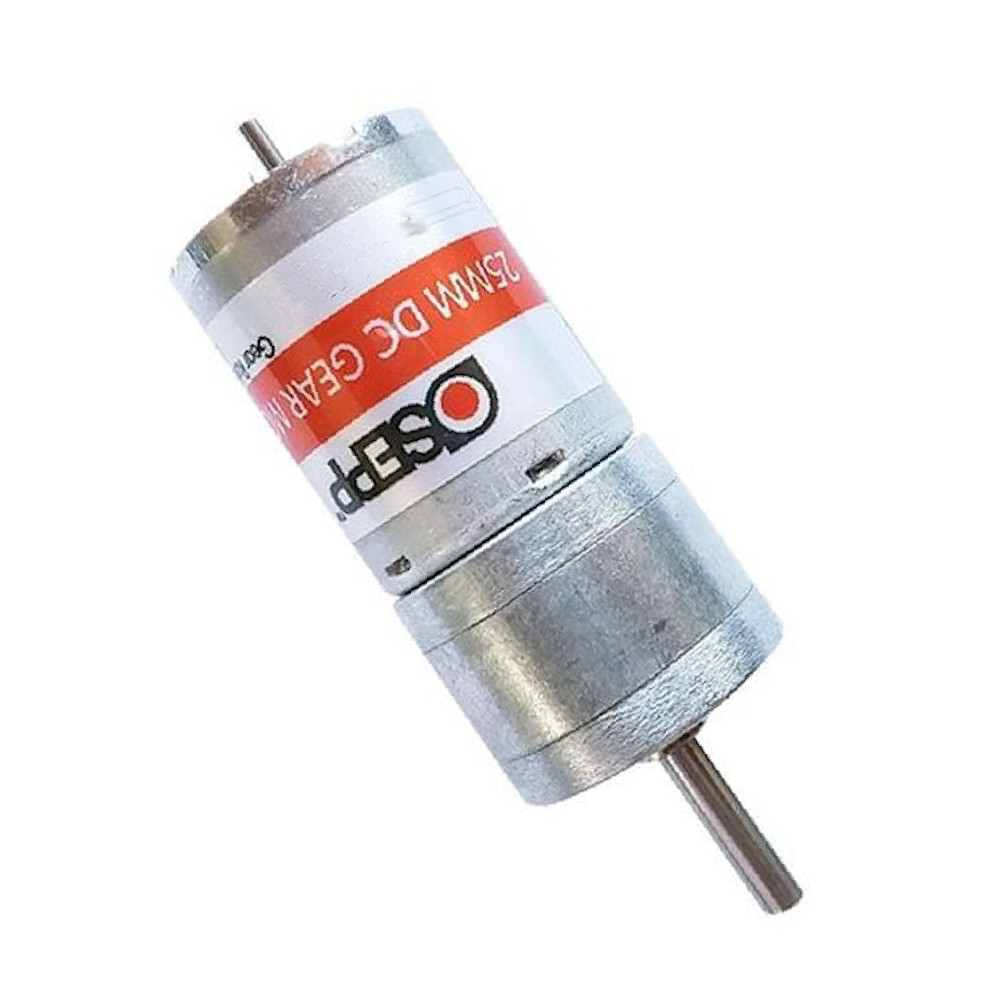 18 RPM DC METAL GEAR MOTOR, COMPATIBLE TO SERVOCITY # 638340