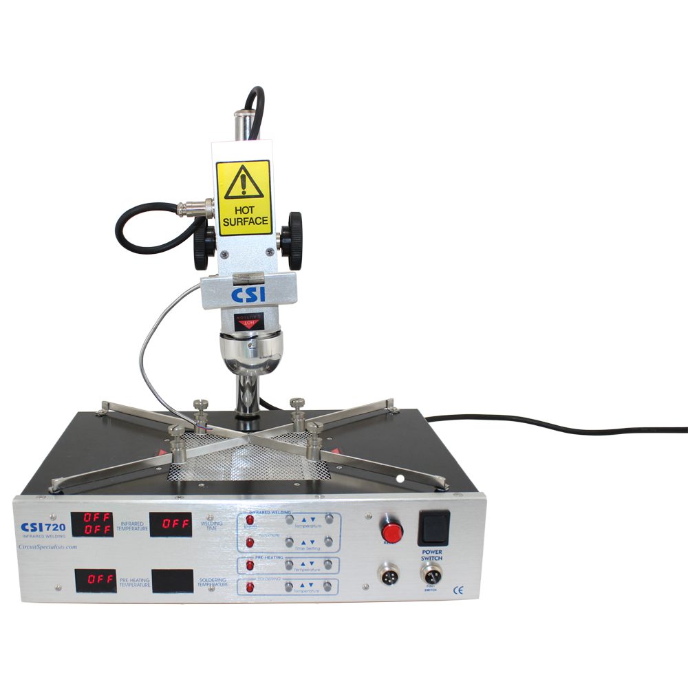 3 In 1 Focused Infrared Soldering Repair System