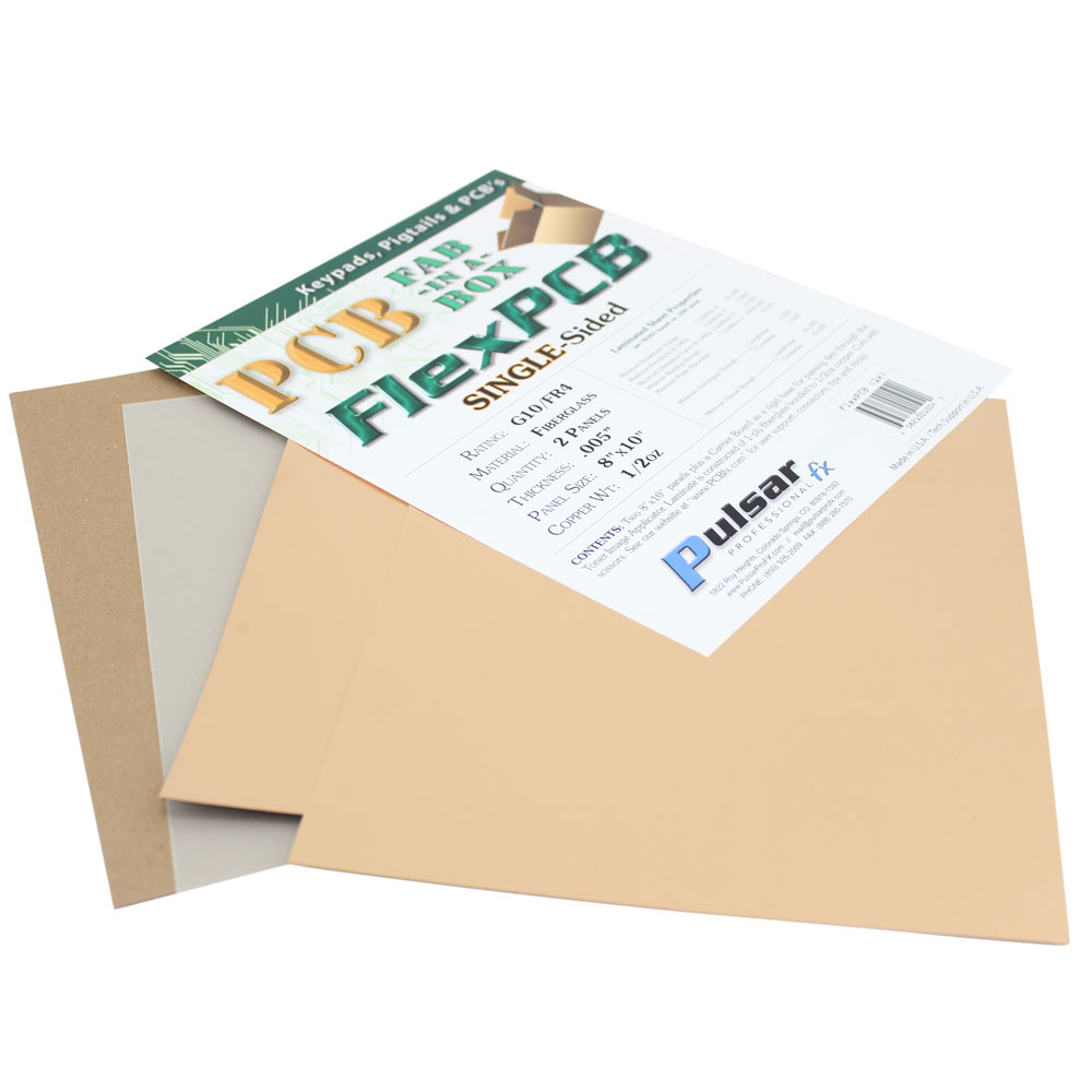 Double Sided Pulsar Flexpcb Or Singlesided Copper Clad Fr4 Epoxy Sheet For Printed Circuit Board