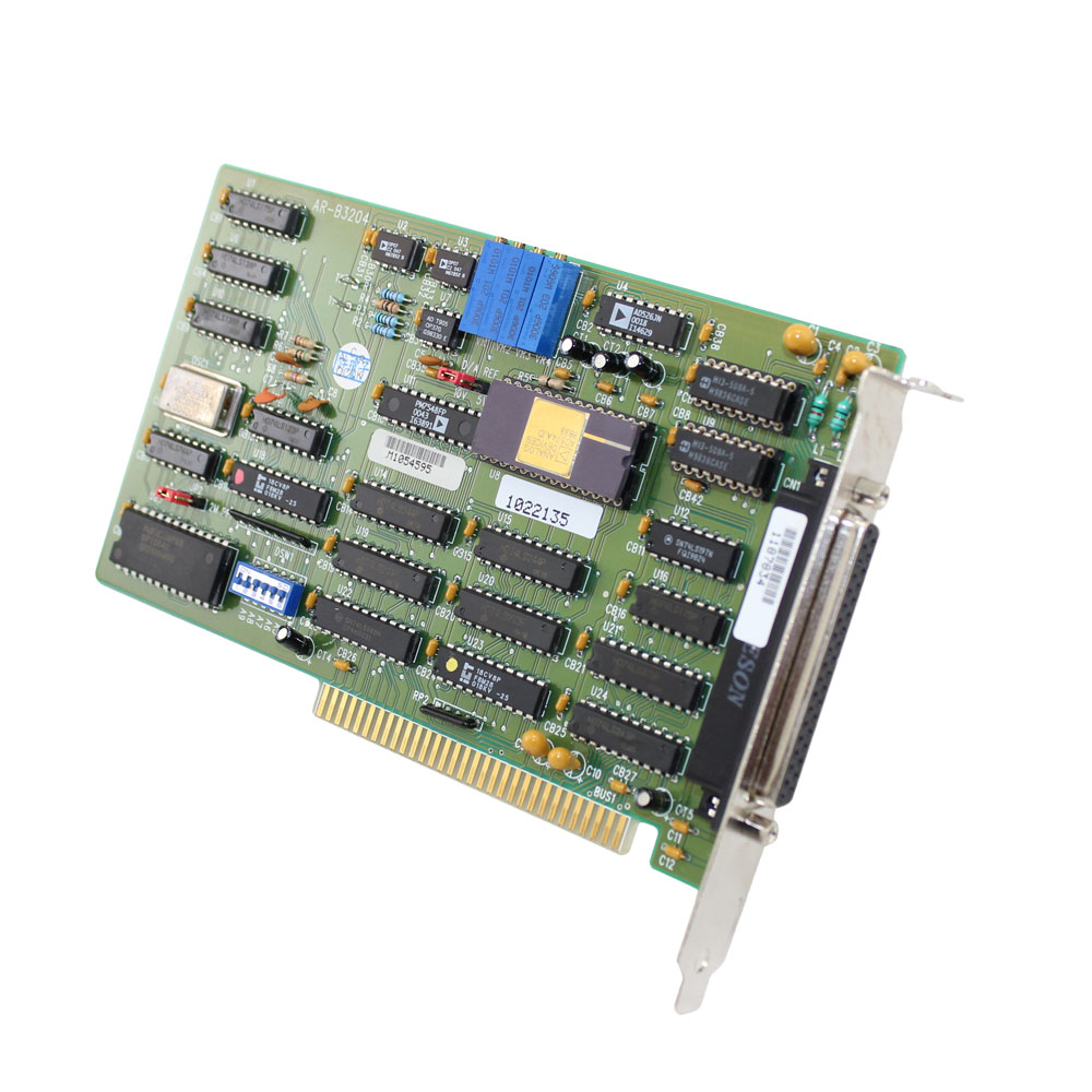 Data Acquisition Board : General purpose data acquisition board