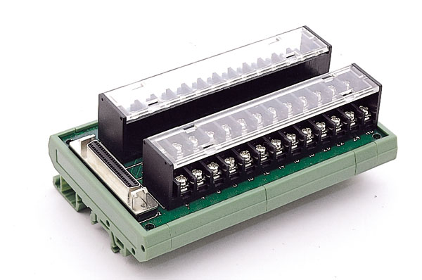 BUNDLE 50 PIN SCREW TERMINAL BLOCK