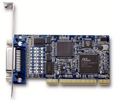 LOW PROFILE PCI-BUS GPIB CARD
