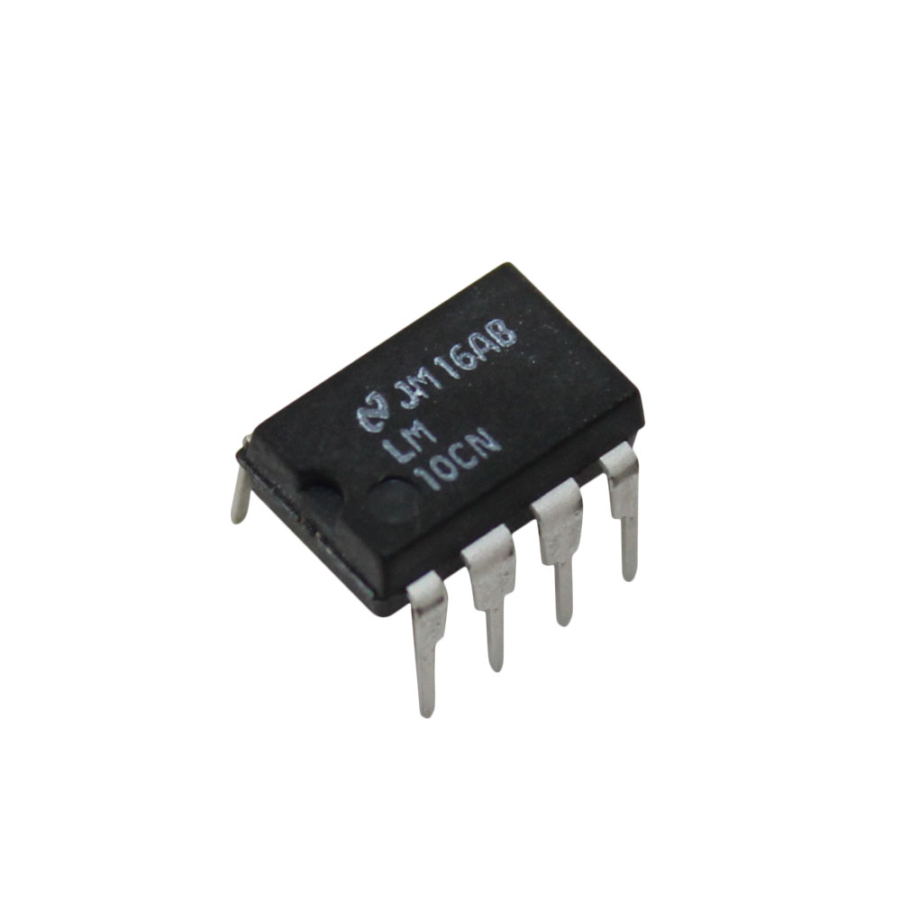 Linear Ics Lm358n Lowpower Dual Opamp With Low Input Bias Current Operational Amplifier And Voltage Reference