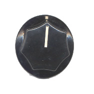 KNOB DIAMETER 1-5/16IN FITS 1/