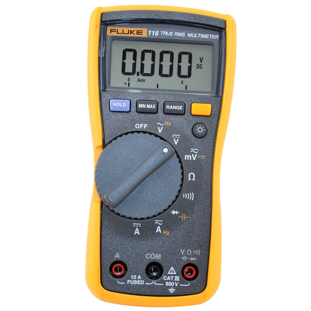 Fluke 115 Field Service Technician's Digital Multimeter