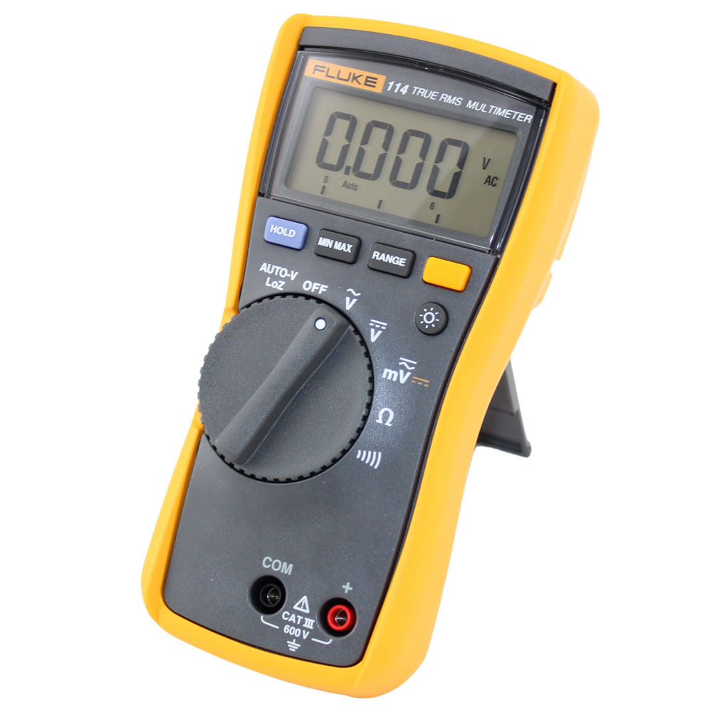 Fluke 114 Basic Electrical Digital Multimeter