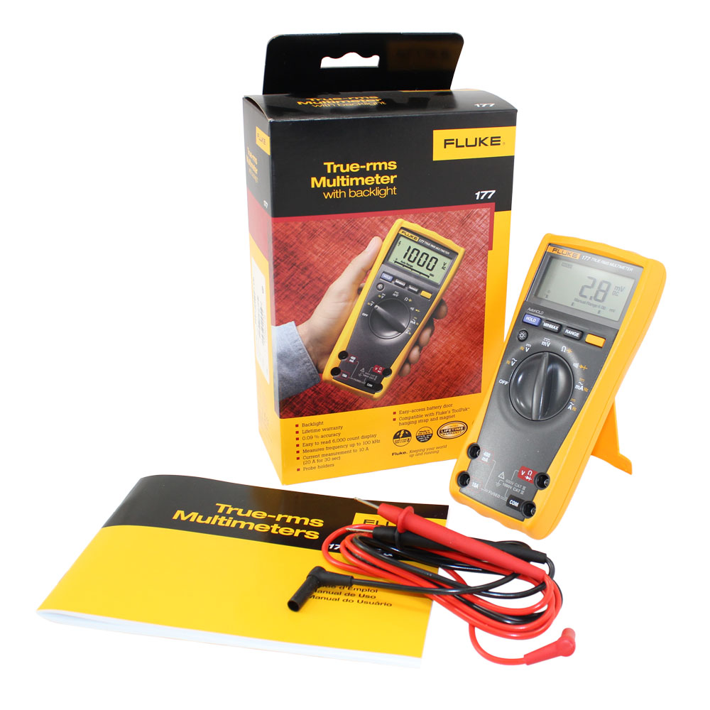 New True Rms Digital Multimeter Fluke 177 Circuit Specialists From Reliable Suppliers On