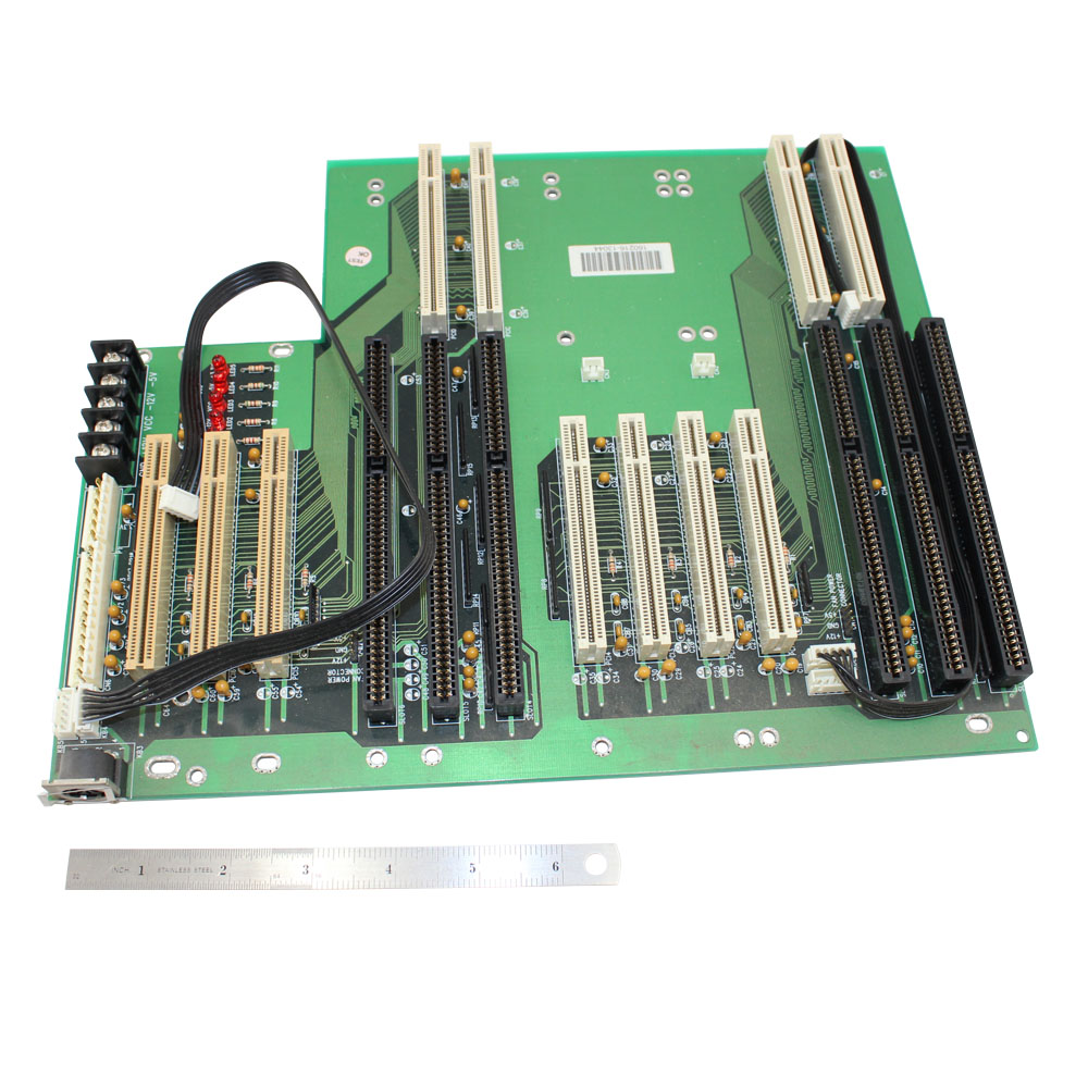 6+7 PCI/ISA Segmented Backplane