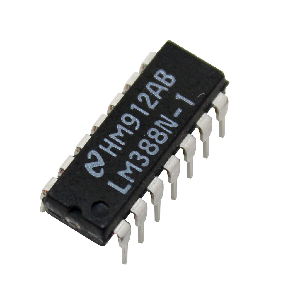 1.5W 14-PIN DIP AUDIO POWER AMPLIFIER