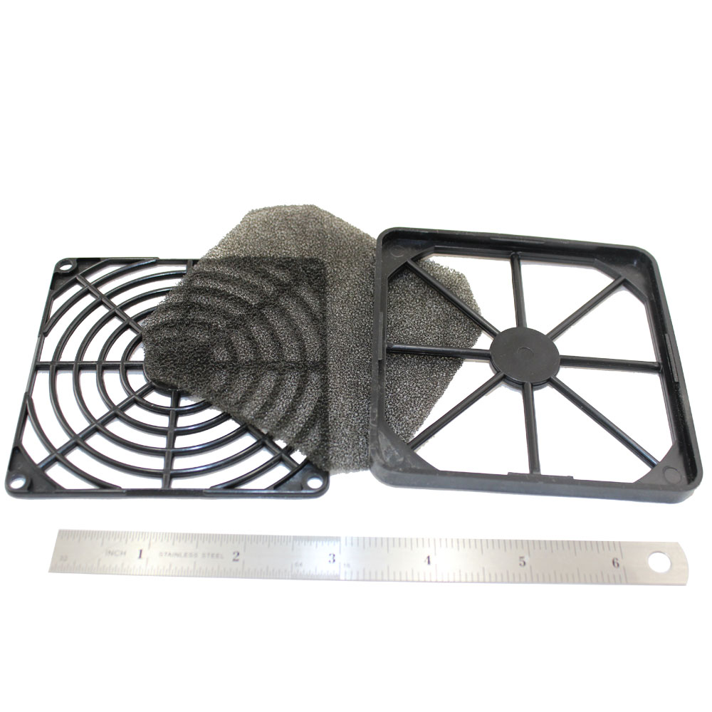 Filter Kit for 92MM Fans