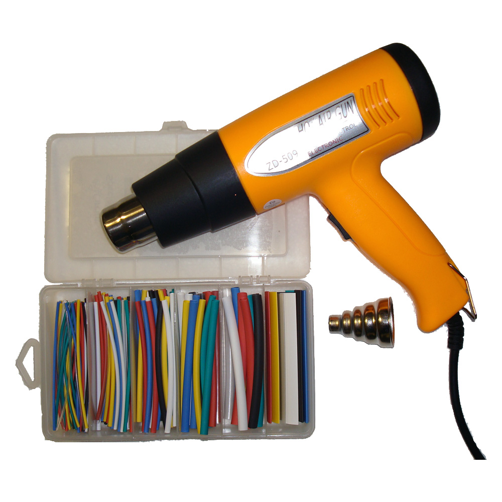 Hot Air Gun for heat shrink tubing