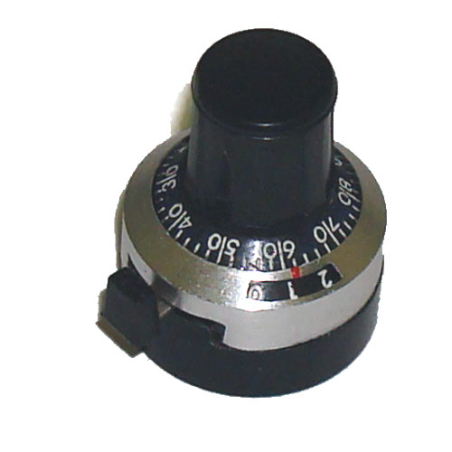 VERNIER DIAL W SPACER FOR 3540S SERIES OF TEN TURN POTS