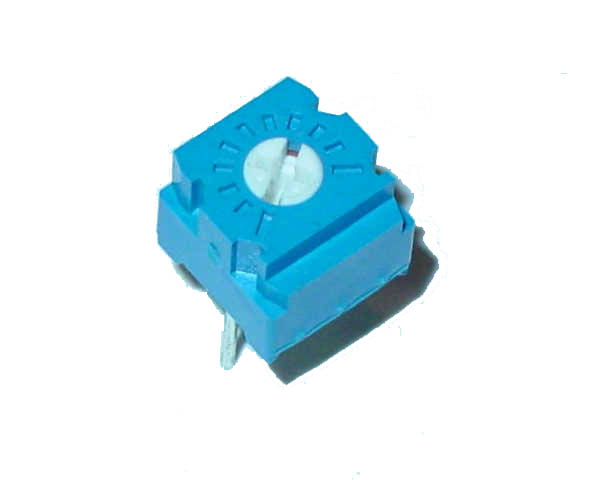 6MM (1/4 ) SINGLE TURN SQUARE