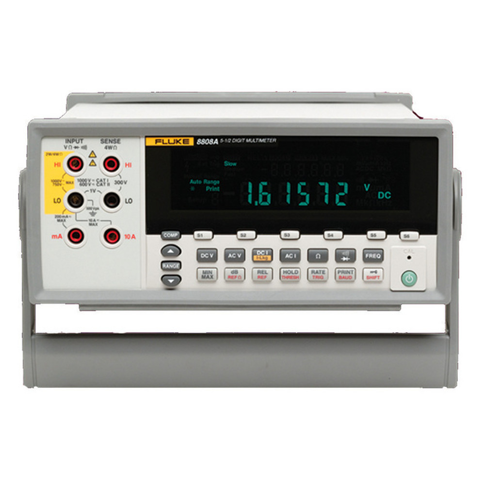 Fluke 8808A 5.5-Digit Bench Digital Multimeter