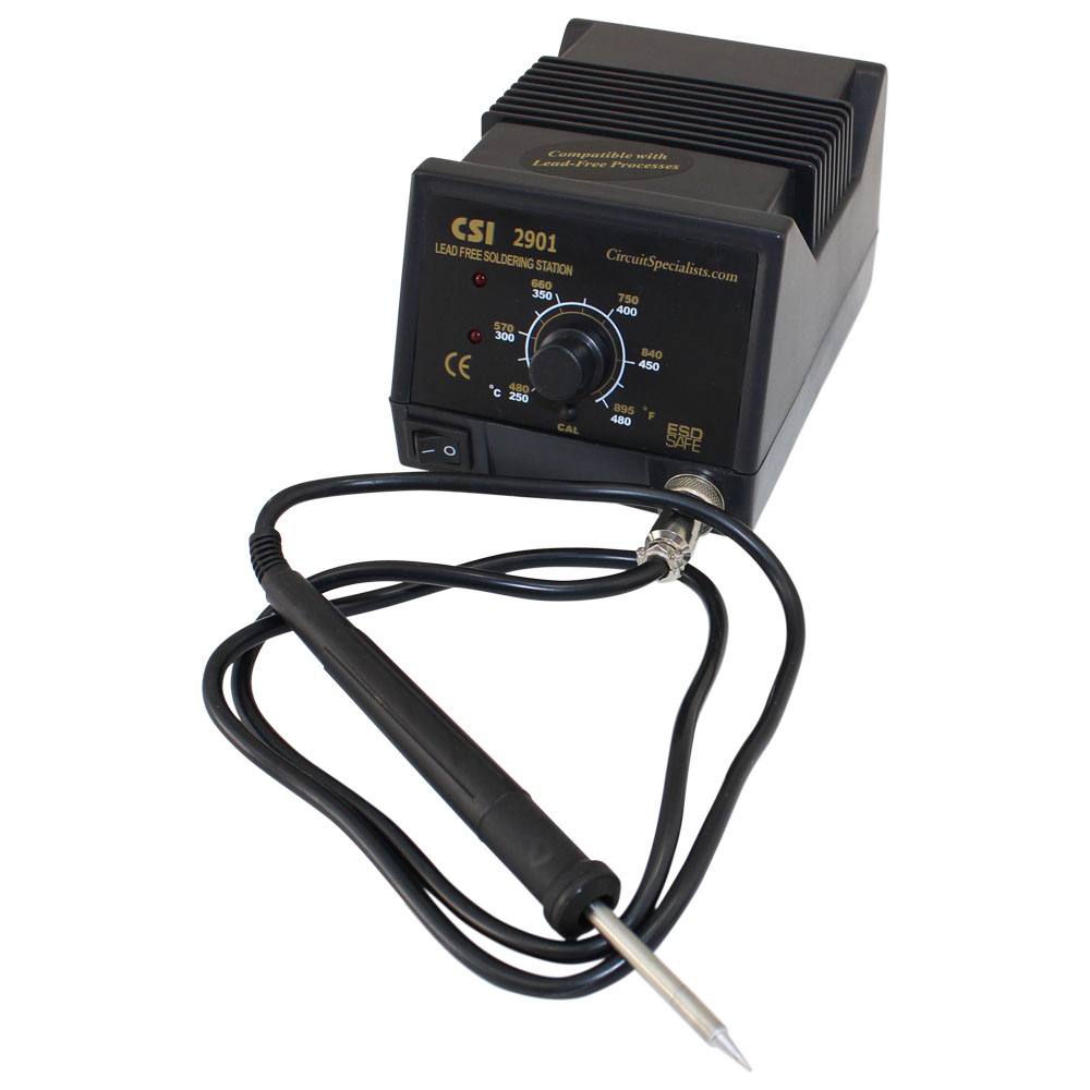 70 Watt Soldering Station for Lead Free Solder