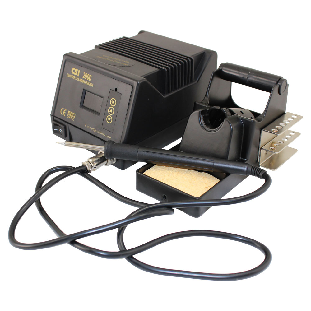 LEAD-FREE SOLDERING STATION DI