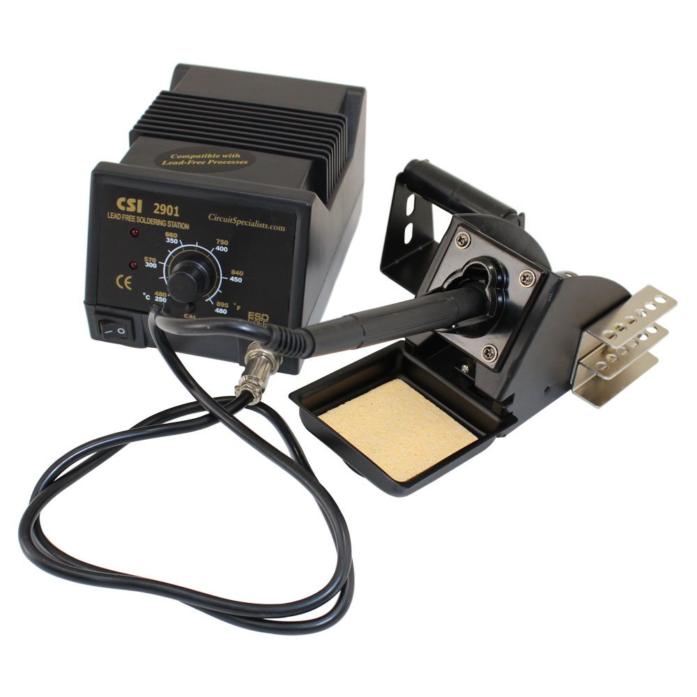 LEAD-FREE SOLDERING STATION