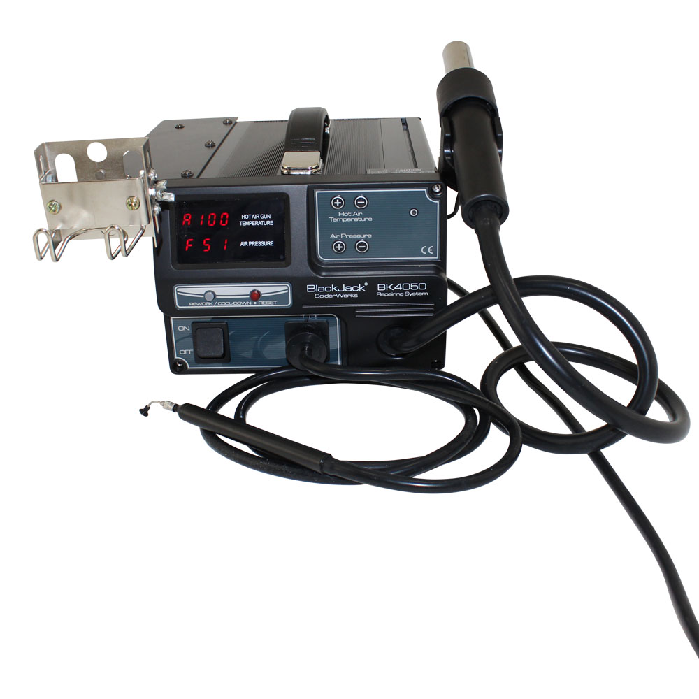 BK4050 Hot Air Station with Suction Pen & Mechanical Arm