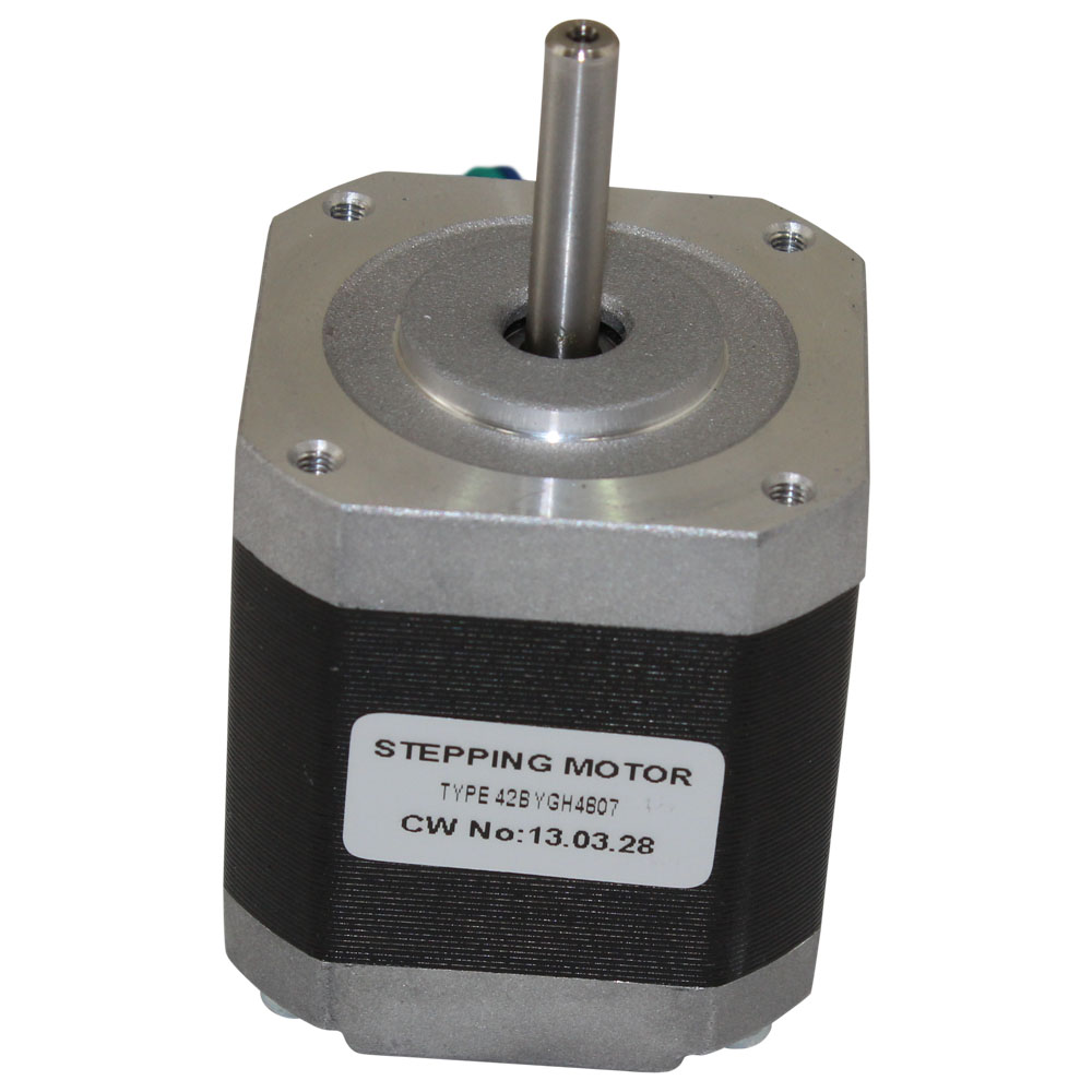 Nema 17 Stepper Motor 42 Kg Cm 4 Wire 42bygh4807 Controller Circuit Diagram And Instructions