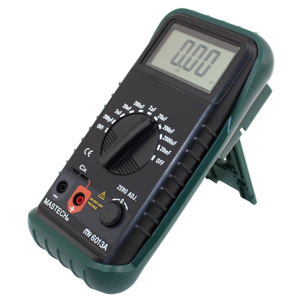 DIGITAL CAPACITANCE TESTER W H