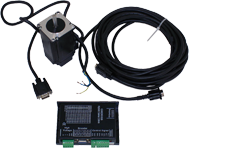 Closed-loop stepper motor system