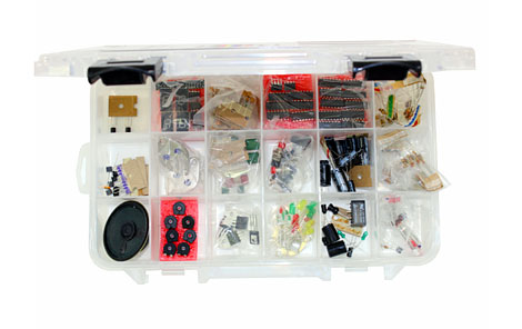 Essential Electronic Parts Kit