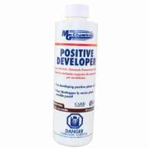 Positive developer - 17 oz.