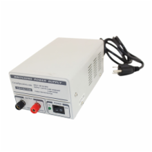 13.8VDC 3A (5A Surge) Bench Power Supply