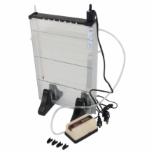 Low Cost Etching System with Agitator & Heater