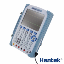 Hantek 60MHz Handheld Oscilloscope with Digital Multimeter & Arbitrary Waveform Generator