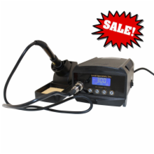 CSI Deluxe 60 Watt Soldering Station with Digital Display