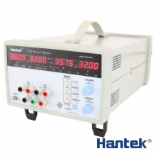 0-32VDC 0-3A Tri Output Programmable Bench Power Supply