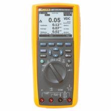 Fluke True-RMS Electronic Logging Digital Multimeter w/TrendCapture