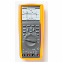 Fluke True-RMS Industrial Logging Digital Multimeter w/TrendCapture